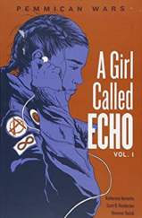 Cover for A Girl Called Echo Vol 1